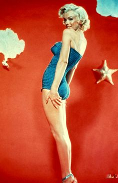 MARILYNN MONROE THEY DONT MAKE THEM LIKE THAT ANYMORE