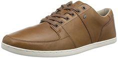 Boxfresh SPENCER ICN LEA PNUT/TPE Herren Sneakers - http://on-line-kaufen.de/boxfresh/boxfresh-spencer-icn-lea-pnut-tpe-herren-sneakers