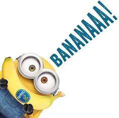 Minion bananaaa!