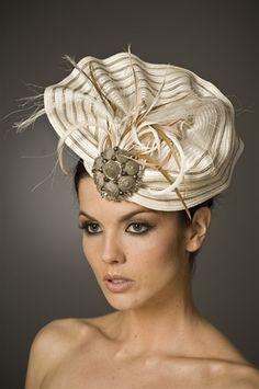 """❤︎ ~ My Fetish ~ Hats ~ ❤︎ """"Tatiana"""" by Julie Anne Lucas ✦  https://www.pinterest.com/sclarkjordan/~-my-fetish-~-hats-~/"""
