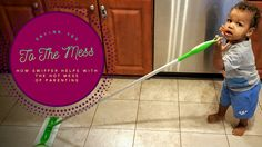CANADIANS! Enter to win a Swiffer Yes to the Mess Prize Pack worth $110!