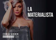 """La Materialista """"la Reina de la música urbana"""". Solo en Shock Magazine® http://www.larevistashock.com"""