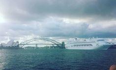 Boat cruise for Australia Day!  by shania95 http://ift.tt/1NRMbNv