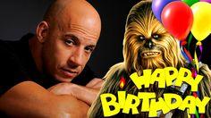 Vin Diesel Birthday