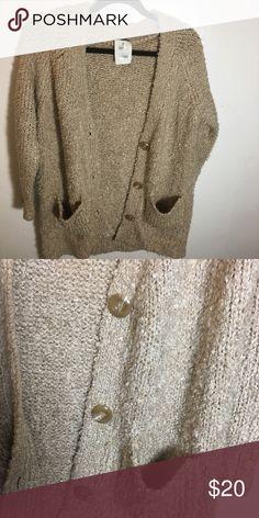 Brandy Melville cardigan Randy Melville cardigan, super soft! Brandy Melville Sweaters Cardigans