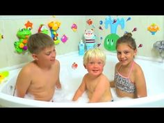 Bath Song Nursery Rhymes song for Kids Toys Colors - YouTube