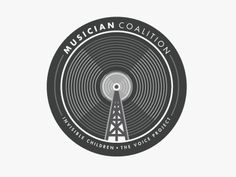 Music Coalition Logo by Chadwick Gantes