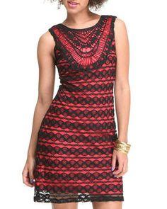 A-line Dress by Fashion Lab @ DrJays.com