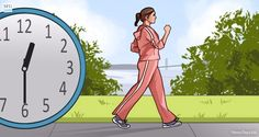 How 15 mins of walking each day can change your body