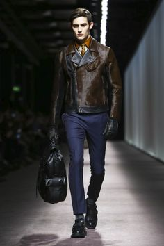 Canali Fall/Winter 2016 Menswear