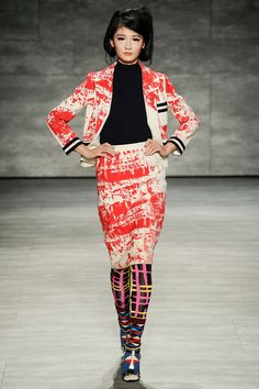 Libertine | Fall 2014 Ready-to-Wear Collection | Style.com
