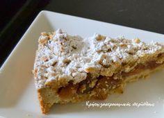 Είναι η εποχή τους! Οι μηλόπιτες είναι το πιο συνηθισμένο γλυκό αυτής της εποχής. Σκέτες, με κρέμα, τύπου κέικ, ανοικτές , κλειστές, ατομικές , ομαδικές, αναποδογυριστές, νηστίσιμες, αρτύσιμες, αμε… Greek Desserts, Greek Recipes, Apple Pie, Bakery, Dessert Recipes, Cooking Recipes, Sweets, Food, Drinks
