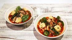 Hearty Kale and White Bean Soup CLINTON KELLY