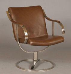 Warren Platner Steelcase Swivel Chair