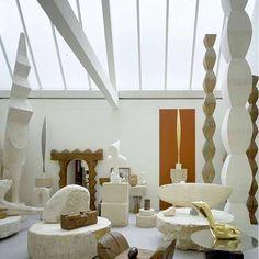 Brancusi dreaming on a Thursday #brancusi #sculpture #ceramic #inspiration