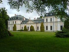 Sieniawa Palace