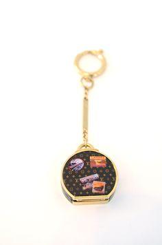 LV Keychain