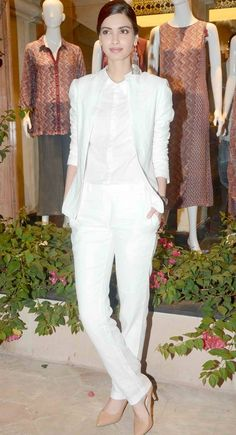Grassroots: Dia Mirza, Diana Penty and more at Anita Dongre's store launch