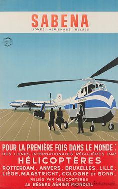 Sabena belgian Helicopteres