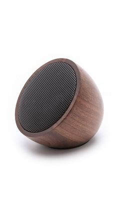parlante de madera