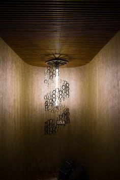 Lighting Dangles, Chandelier, Ceiling Lights, Lighting, Home Decor, Manualidades, Candelabra, Decoration Home, Room Decor