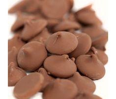 Ghirardelli Milk Chocolate Wafers - a favorite go to for low blood sugar... mmmmmmmm!