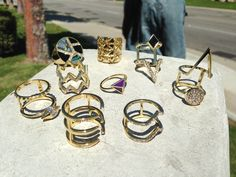 We love our March Market rings!