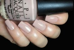 Opi Germany collection for Fall Winter 2012 - My very first knockwurst