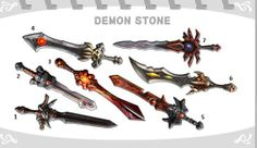 Demon Stone - Sword Quest Wiki