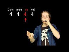 Harmonica vamp (Riff) cours pour débutant partie 2/2 - YouTube