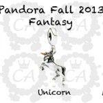Unveiling the Pandora Autumn 2013 Collection