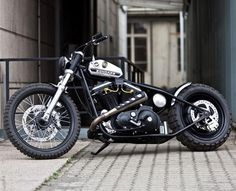 DEN OF SPORTSTERS: MB CYCLES