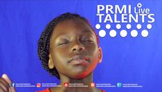 A TALENT HAS BEEN LOCATED AT PRMI THAT'S OUR SISTER DESTINY EKENE AT THE AGE OF 12 YEARS OLD, YOUNG TALENT OUT THERE YOU ARE WELCOME TO CONTACT US AND DISCOVER YOUR TALENTS WITH PRMI LIVE TALENTS Dance All Day, 6 Music, 12 Year Old, Filmmaking, Destiny, Writer, Peace, Album, Songs
