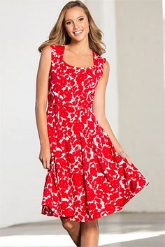 Dresses - Capture Fit and Flare Dress