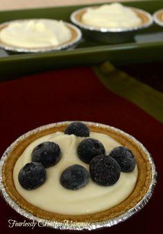 No Bake Lemon Cheesecake Dessert  #foodieextravaganza