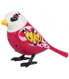 Set colivie si pasare interactiva DigiBirds Missy