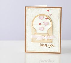 Is your heart bursting with love for someone special using Cricut Wild Card 2