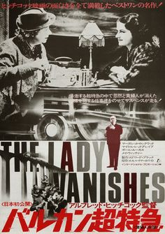 The Lady Vanishes United Kingdom, 1938