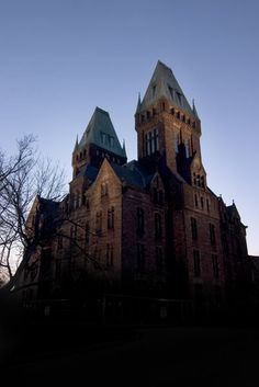 Photos and history of the abandoned Buffalo State Hospital, in Buffalo, NY. Also known as Buffalo State Asylum for the Insane, H.H. Richardson Complex, Buffalo State Lunatic Asylum, Buffalo Psychiatric Center, Richardson Olmsted Complex. ..♥.Nims.♥