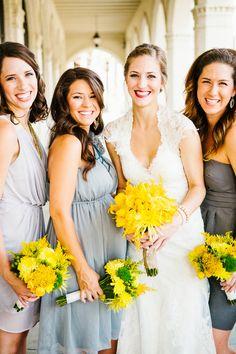 #casamento #bouquet #flores #amarelo