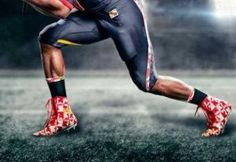 Maryland pants and cleats!