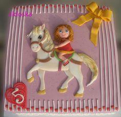 Horse - Cake by Alena