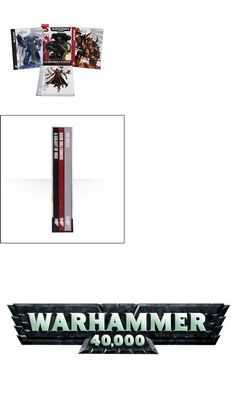 40K Rulebooks and Publications 90944: In The Grim Darkness Of The Far Future There Is Only War 3 Books - Warhammer 40K -> BUY IT NOW ONLY: $45 on eBay!