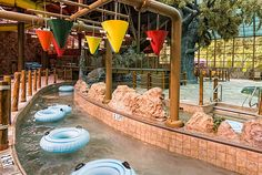Wild Bear Falls Water Park (Info and Rates) Located Between Gatlinburg and Pigeon Forge -- Open to Public
