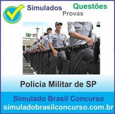 Concurso Polícia Militar de São Paulo 2014.  Novos Simulados e Questões da PM-SP 2014.  http://simuladobrasilconcurso.com.br/simulados/concursos/?filtro_concurso=184  #SimuladoBrasilConcurso, #ProvaPmSp