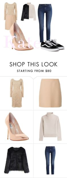 """""""Untitled #2147"""" by julia-clv ❤ liked on Polyvore featuring Raishma, Theory, Dune, Vanessa Seward, Chicwish and Calvin Klein"""