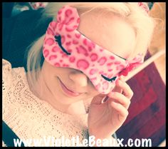 How to Make a Kitty Sleep Mask Sewing Tutorial - Violet LeBeaux - Free Cute Craft and Beauty Tutorials Beauty Tutorials, Craft Tutorials, Sewing Tutorials, Sewing Ideas, Pretty Kitty, Pretty Cats, Cute Crafts, Diy Crafts, Project Ideas
