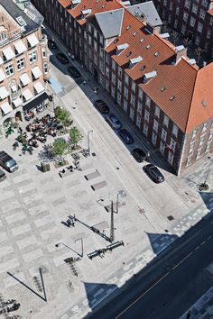 Vartov Square, Copenhagen, by Hall McKnight. Photo: Stamers Kontor