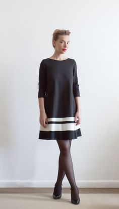 color block dress$137