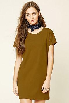 Contemporary T-Shirt Dress